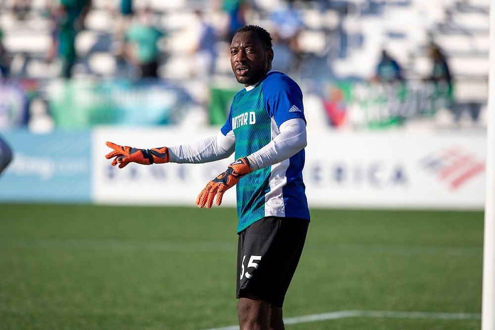 Parfait Mandanda Hartford Athletic