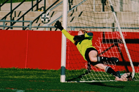 Finding the best culture for you with Miami University goalkeeper Ella Futch.