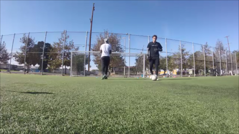 Small Group U15+ Goalkeeper Training