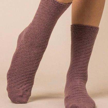 Cozy Coffee Shop Socks