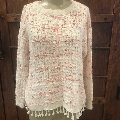 Lorelei Fringe Sweater