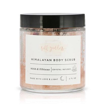 Himalayan Rose and Hibiscus Body Scrub