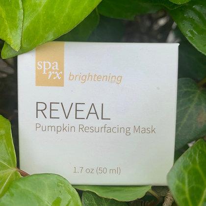 Reveal Pumpkin Resurfacing Mask
