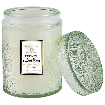 Voluspa French Cade Small Jar