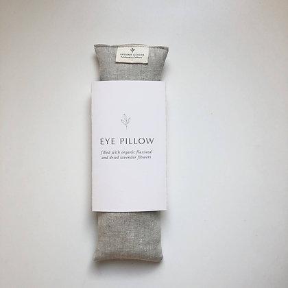 Handmade Linen Eye Pillow