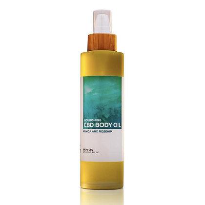 Radiance: CBD Body Oil