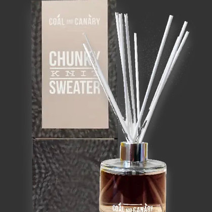 Chunky Knit Sweater - Reed Diffuser