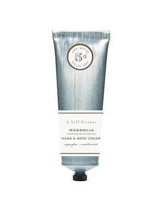 Magnolia Hand and Body Cream -K. Hall