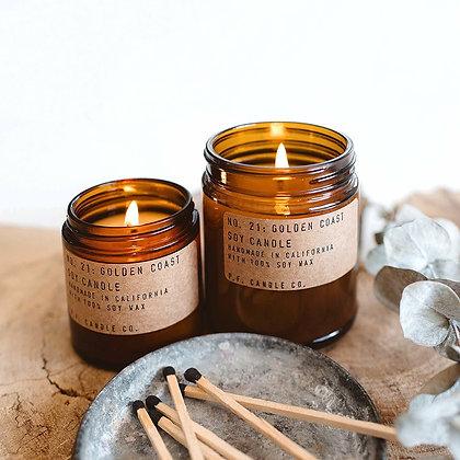 Golden Coast Soy Candle 7.2 oz