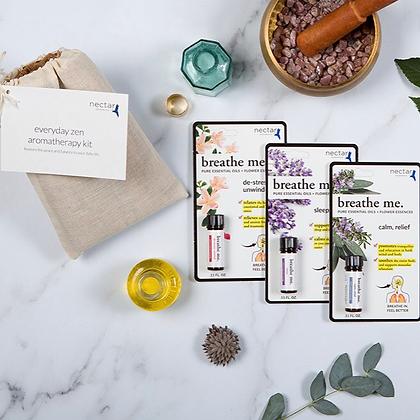 Everyday Zen Aromatherapy Kit