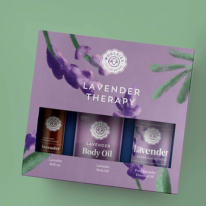 Lavender Therapy Kit