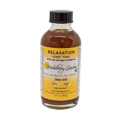 Relaxation Honey Tonic 4oz
