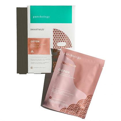 SmartMud® No Mess Mud Masque: Detox Sheet Mask