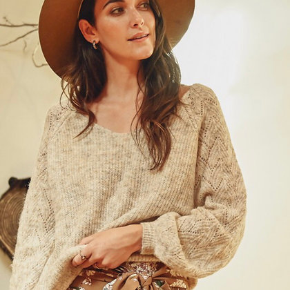 Cassandra Knit Sweater