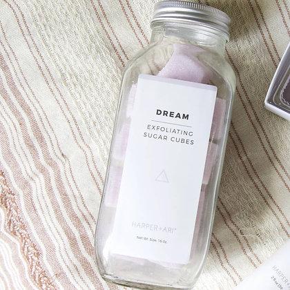 Dream Exfoliating Sugar Cubes