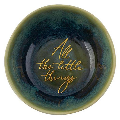 All the little things trinket tray