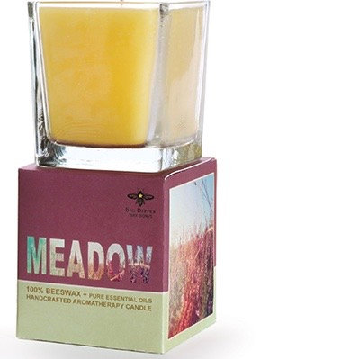 Meadow Glass Candle