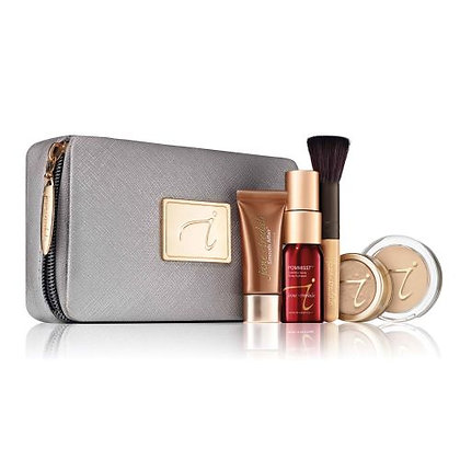 Starter Kit Light Warm Silk Jane Iredale