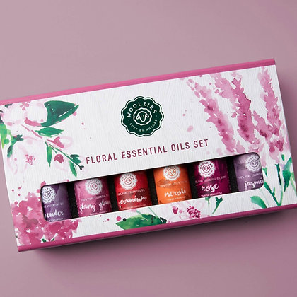 The Floral Essential Oil Collection