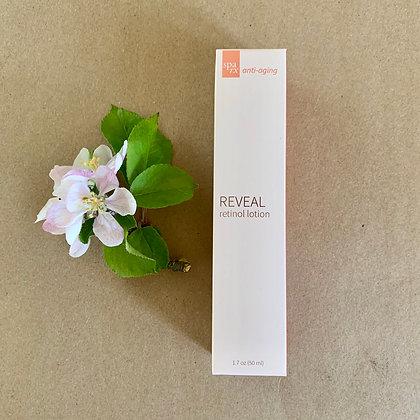 REVEAL retinol lotion