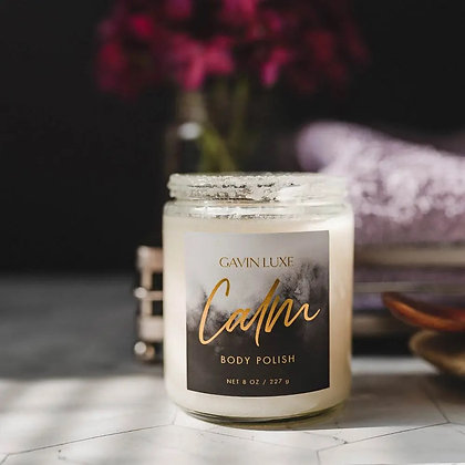 Calm Coconut Sugar Body Polish