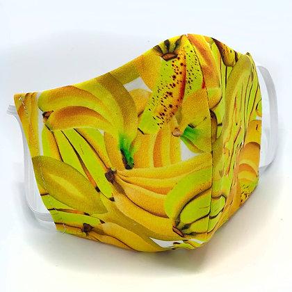 Going Bananas Face Mask