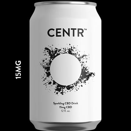 Centr Sparkling CBD Drink 15mg