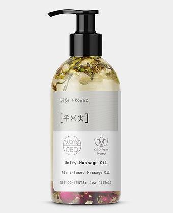 Unify Massage Oil 500mg CBD