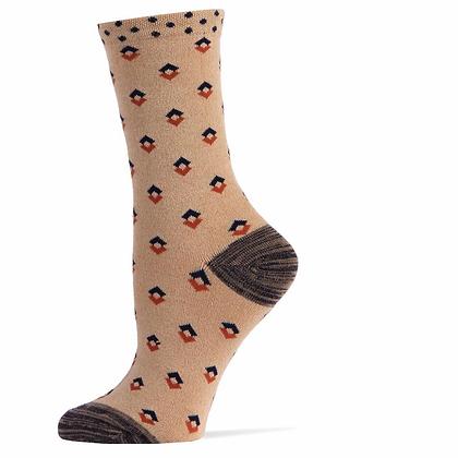 Sock It Up Women's Le Biba Bamboo Socks
