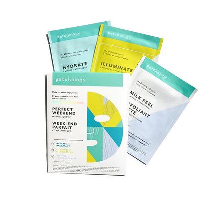FlashMasque® 5 Minute Sheet Masks: Perfect Weekend Trio