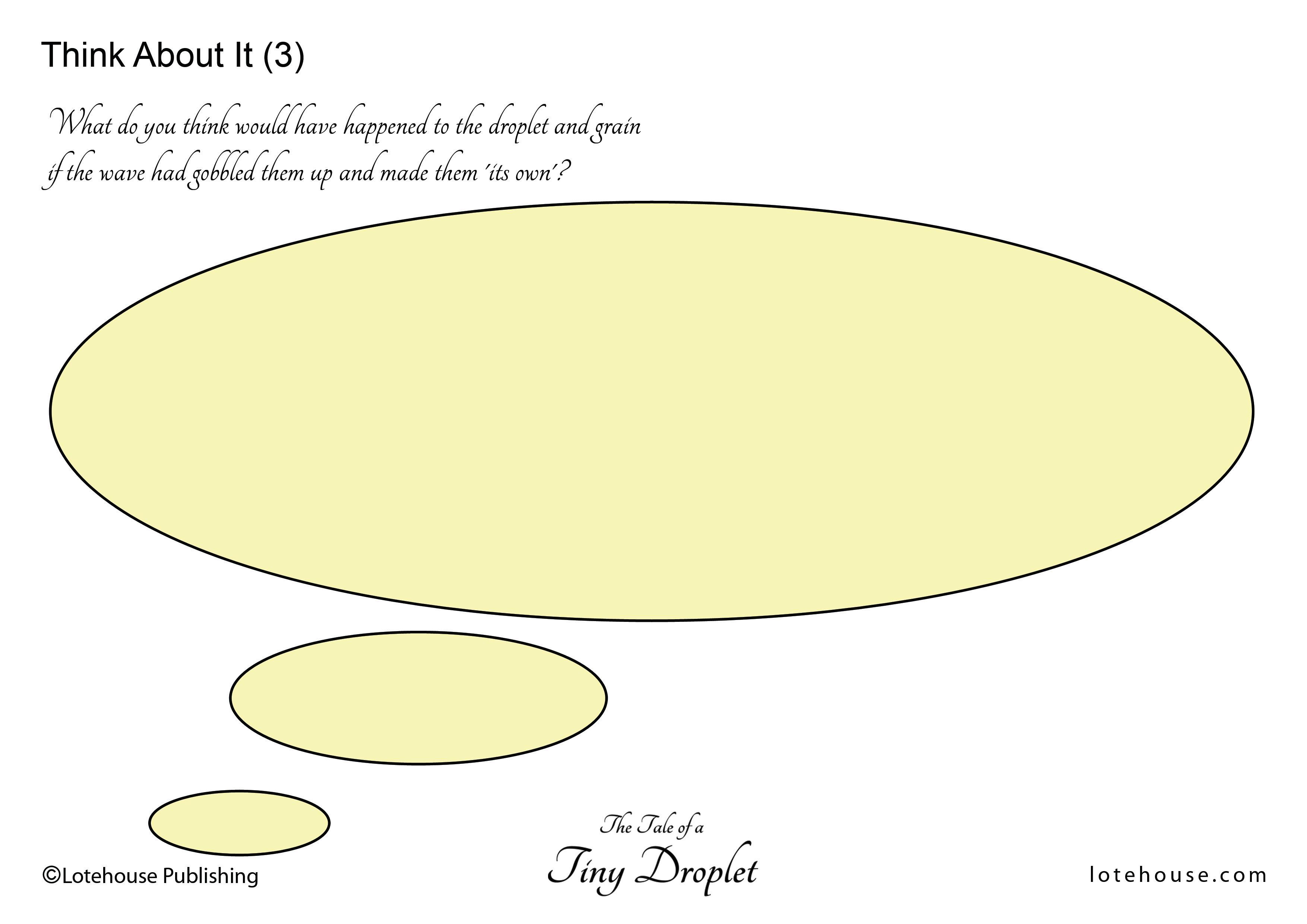 Think Activity 3_Tiny Droplet