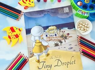 The Tale of a Tiny Droplet Lotehouse.com