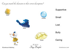 Statement Matching Activity_Tiny Droplet