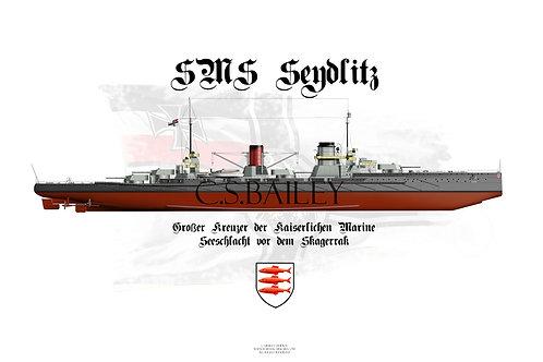 SMS Seydlitz FH Jutland Special Edition