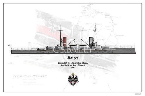 SMS Kaiser WL print