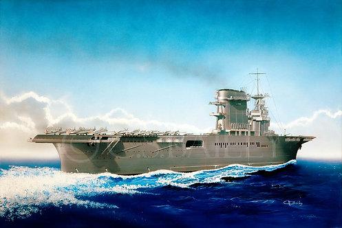 USS Lexington CV-3