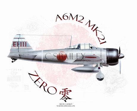 A6M2 Mk21 Zero