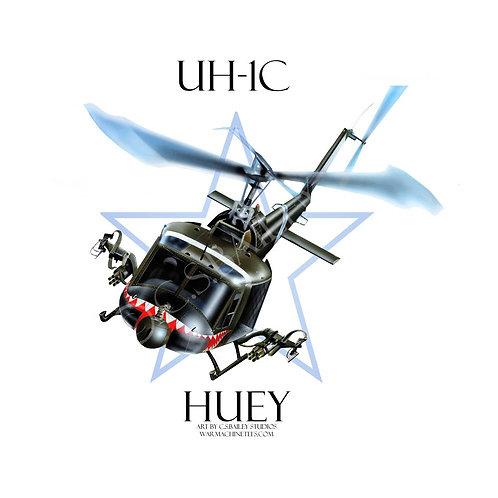 UH1-C Huey