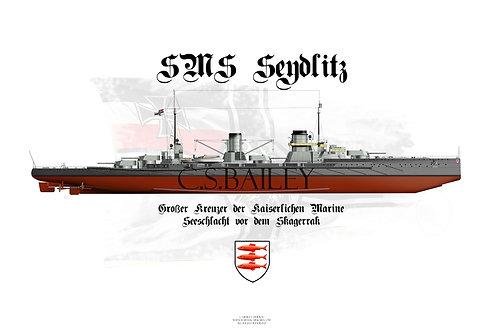 SMS Seydlitz FH 1914 Special Edition