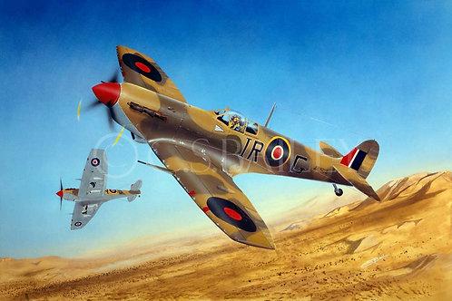 Mk.VB/TROP Spitfire