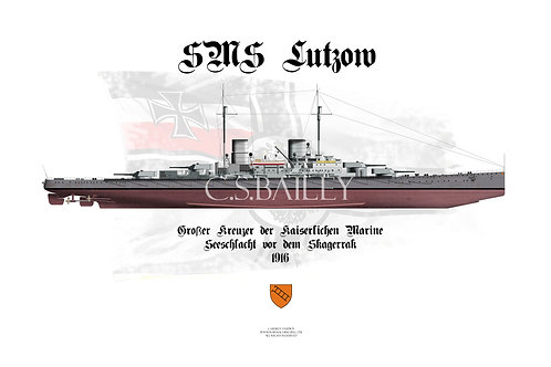 SMS Lutzow FH T/S