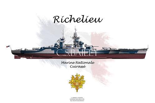 Richelieu Dazzle FH T-shirt