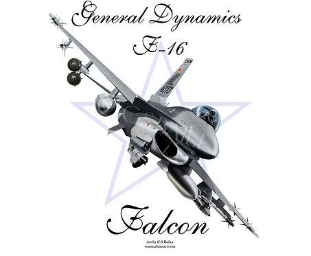 F-16 Fighting Flacon