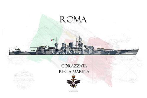 Roma WL T-Shirt