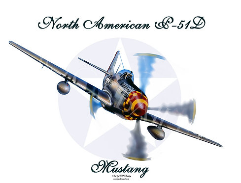 """P-51D Mustang """"Old Crow"""""""