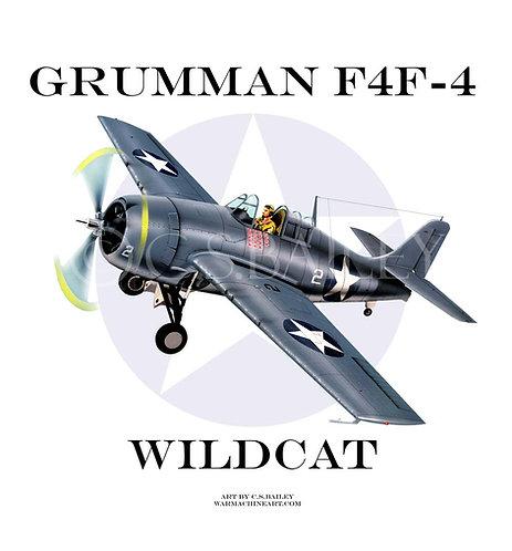 F4F Wildcat Joe Foss