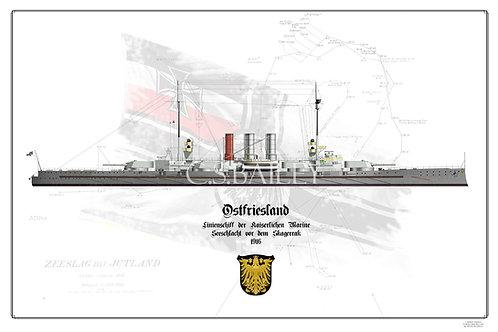 SMS Ostfriesland WL print