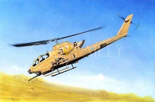 AH 1F Cobra