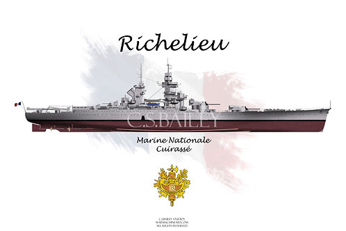 Richelieu Early FH t-shirt