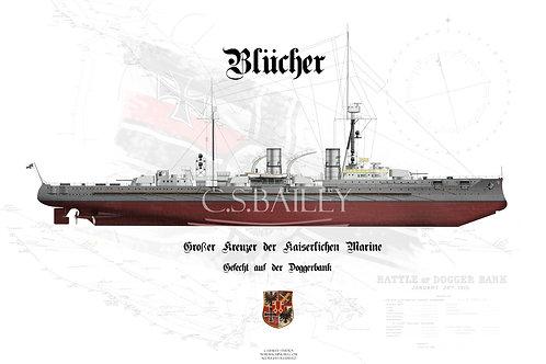 SMS Blucher FH T-shirt